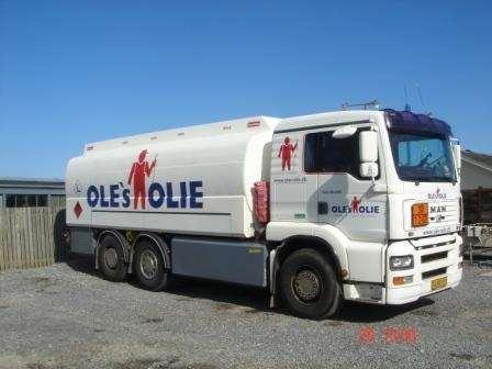 Fyringsolie diesel